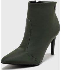 botín verde vizzano