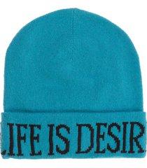 alberta ferretti life is beanie