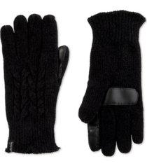 isotoner signature women's smartouch chenille gloves