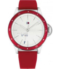 reloj tommy hilfiger 1782028 rojo -superbrands