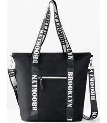 borsone da palestra (nero) - bpc bonprix collection