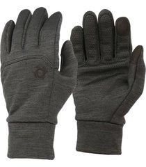 guantes unisex brooke gris doite