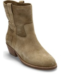 ankle-boots chester shoes boots ankle boots ankle boot - heel brun ba&sh