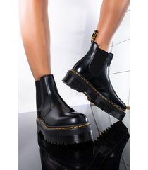 akira dr martens chunky chelsea bootie