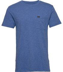 ultimate pocket t-shirts short-sleeved blå lee jeans