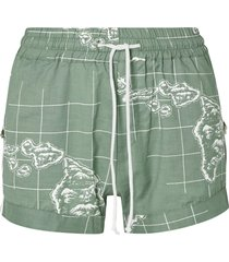 paradised beach shorts and pants