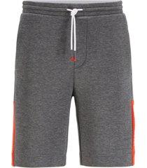 boss men's headlo regular-fit jersey shorts