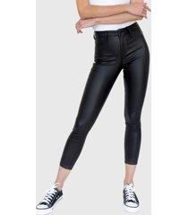jeans ecocuero oklahoma negro racaventura