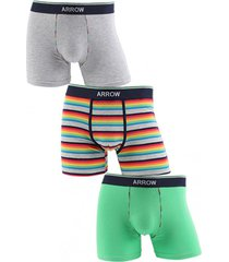 boxer tripack surtido multicolor arrow