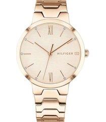 reloj tommy hilfiger 1781959 rosa -superbrands