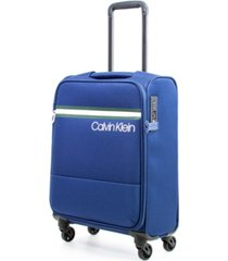 "calvin klein varsity 21"" carry-on spinner"