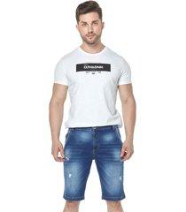 camiseta osmoze 10 110112778 branco