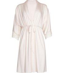 pyjama's / nachthemden lisca roze bruidsjurk ivoor