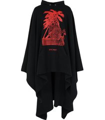 palm angels capes & ponchos