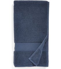 nordstrom hydrocotton hand towel, size one size - blue
