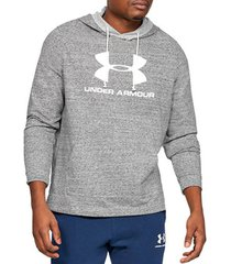 sweater under armour sportstyle terry logo hoodie 1348520-112