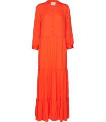 nee dress maxiklänning festklänning orange lollys laundry