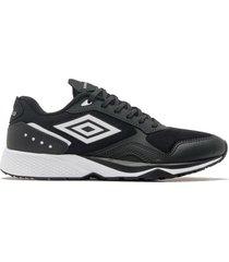 zapatilla negra umbro street jogger