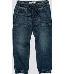 nova jeans - mellanblå
