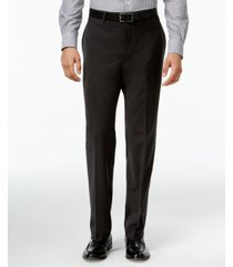 calvin klein infinite stretch solid slim-fit pants