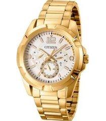 relógio citizen chronograph tz20322h masculino