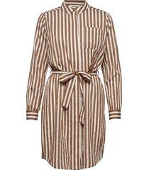 barbette dress korte jurk beige modström
