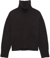 scarlett cashmere turtleneck sweater