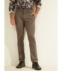 spodnie fason slim