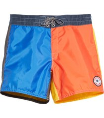 men's noah x birdwell 310 colorblock boardshorts, size - (nordstrom exclusive)
