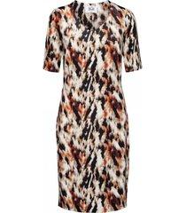 &co woman jurk luan oranje