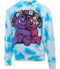 chinatown market cotton blend sweatshirt