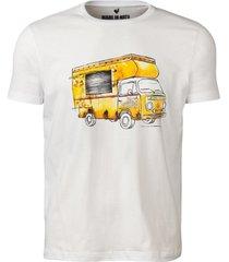 camiseta bem sertanejo o musical off white