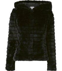 fuskpäls vimaya faux fur jacket