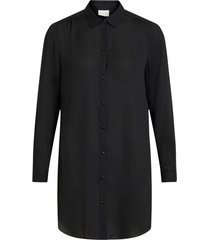 långskjorta vilucy button l/s tunic