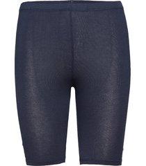 decoy shorts viscose stretch lingerie shapewear bottoms blå decoy