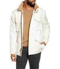 men's vince slim fit field jacket