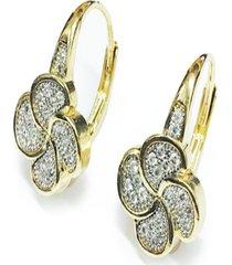 brinco kumbayá joias curto dourado - kanui