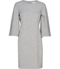 chaia dress jurk knielengte grijs inwear