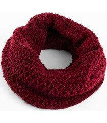sciarpa ad anello (rosso) - bpc bonprix collection