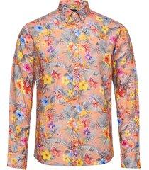 harvey button down shirt skjorta casual rosa morris
