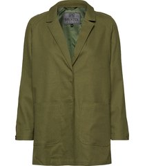 maggie blazer kavaj grön brixtol textiles
