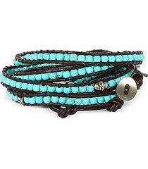 multiwrap beaded bracelet