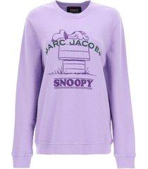 marc jacobs sweatshirt snoopy