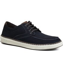 sapatênis masculino casual democrata denim scott