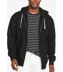 polo ralph lauren men's big & tall classic fleece full zip hoodie