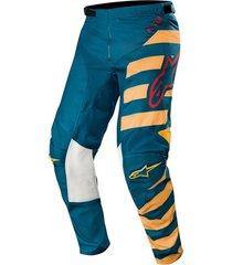 pantalon racer braap dorado alpinestars