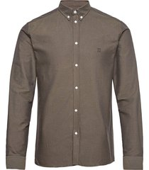 christoph oxford shirt overhemd casual groen les deux