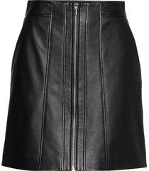 lisani kort kjol svart hugo
