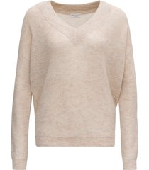 brunello cucinelli mohair and lurex sweater