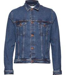 laust jacket 11358 jeansjacka denimjacka blå samsøe samsøe